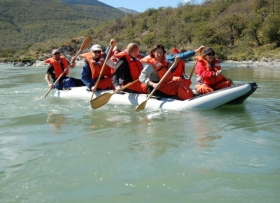 Actividades en Ushuaia