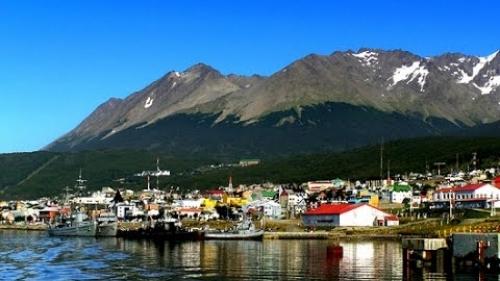 Tierra Mística y Ushuaia